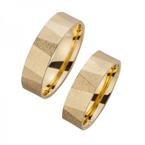 Trauringe Gelbgold Cilor Perfect Love Kollektion HR 219A