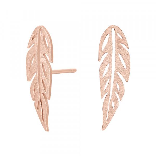 Ohrstecker Damen Ohrringe GREEN 13mm