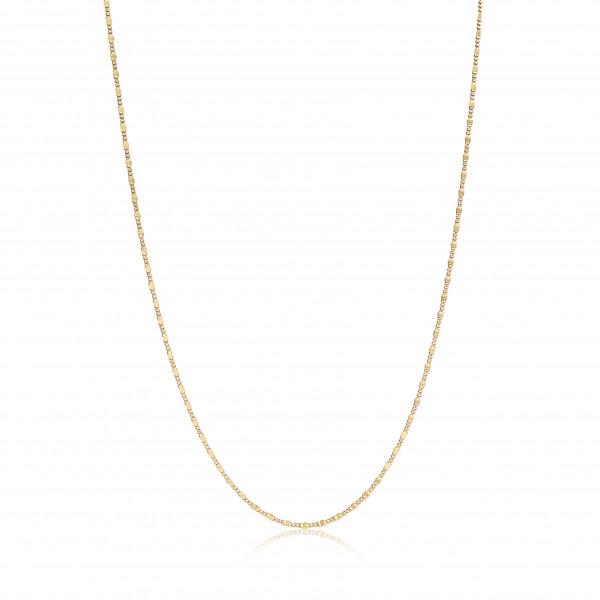 Sif Jakobs Damen Halskette Brillare 18k vergoldet