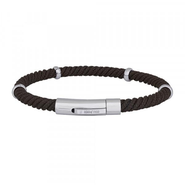 SON of NOA Herren-Armband Armband braune Schnur