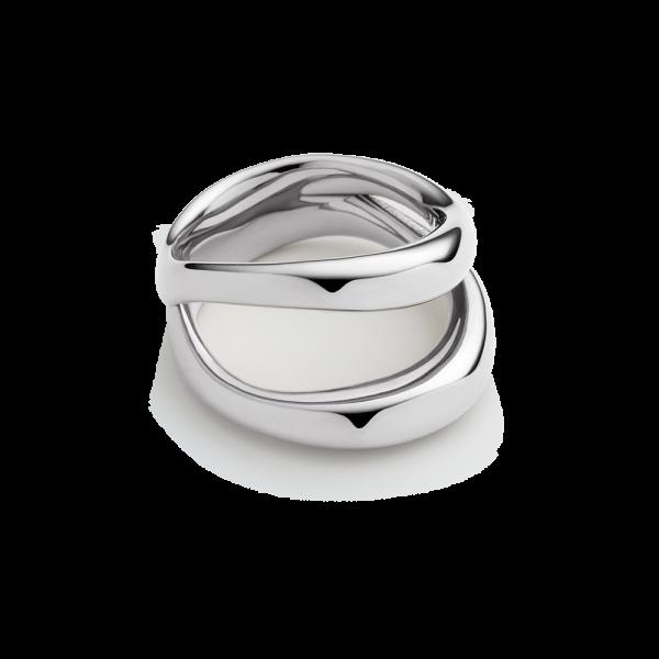 PAUL HEWITT Damen Ring Horizon Silber