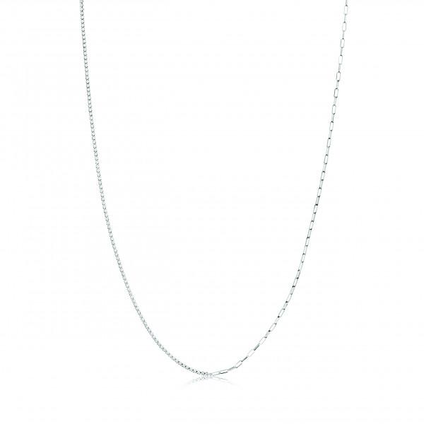Sif Jakobs Damen Halskette Ellera 925er Silber mit weissen Zirkonia