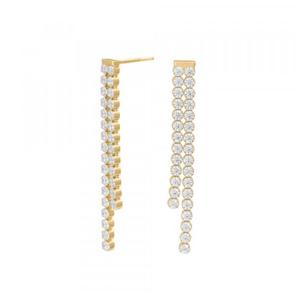 Damen-Ohrring ELNANOR 41mm