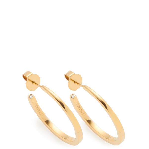 LEONARDO CIAO Damen - Ohrstecker Biggi Gold