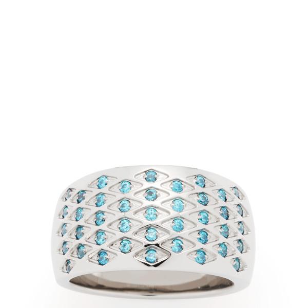 LEONARDO Damen-Ring Ring Rombo