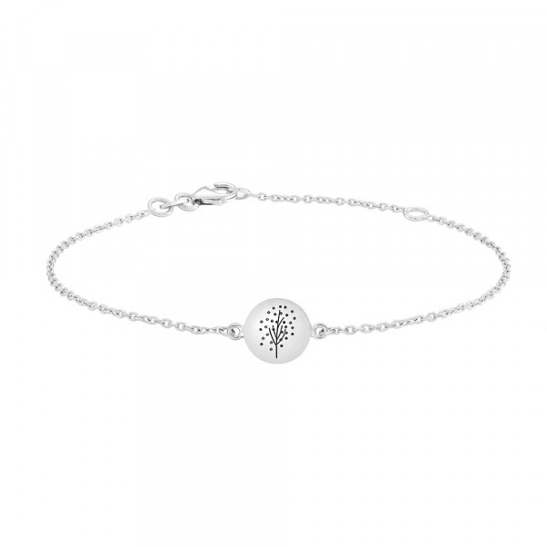 Nordahl Jewellery Armband in 925er Sterling Silber LIFE