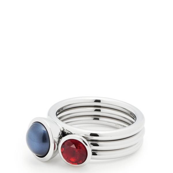 LEONARDO Damen-Ring Ring Generoso