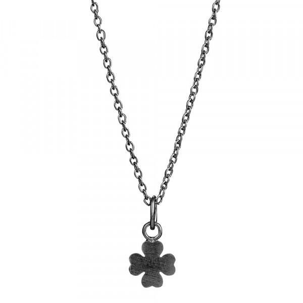 Nordahl Jewellery Damenhalskette Halskette Glück LUCKY 7mm