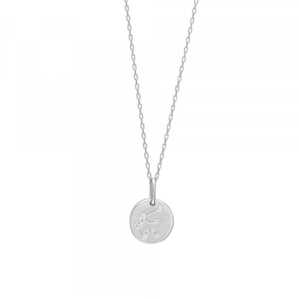 Joanli Nor Damenhalskette Halskette ESTELNOR 12mm Wassermann