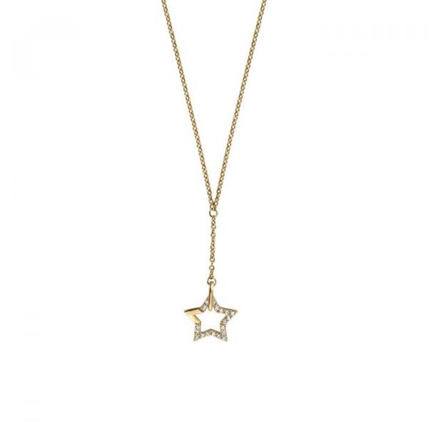 Damenkette Esprit mit Stern Anhänger aus 925er Sterling Silber mit Zirkonia