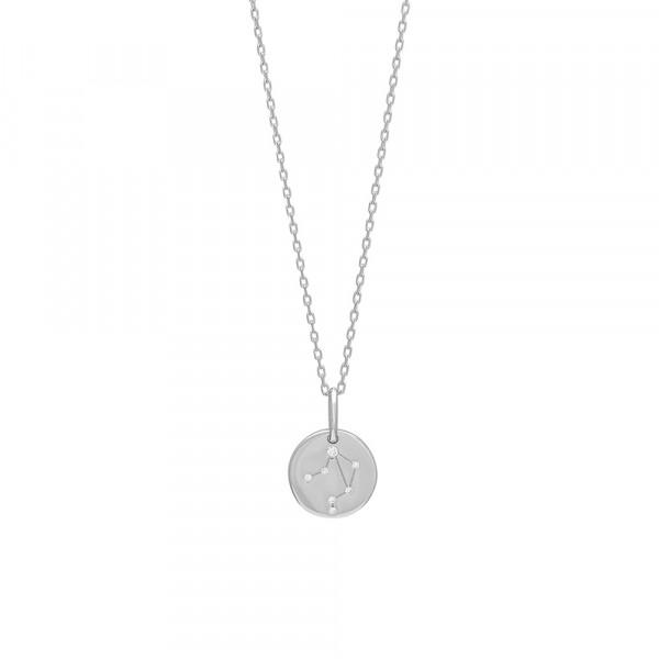 Damenhalskette Halskette ESTELNOR 12mm Waage