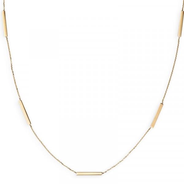 Palido Damen-Halskette Collier 585 Gelbgold 45cm