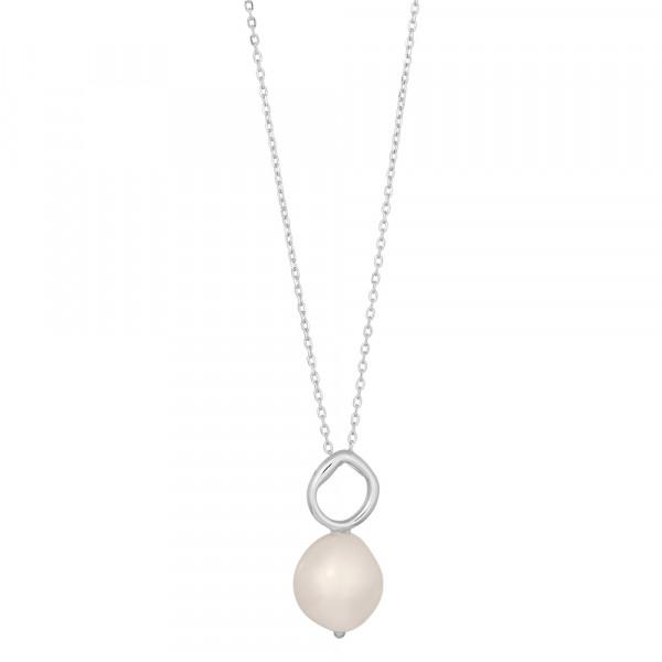 Nordahl Jewellery Damenhalskette BAROQUE52 Süßwasser perlen 45+5
