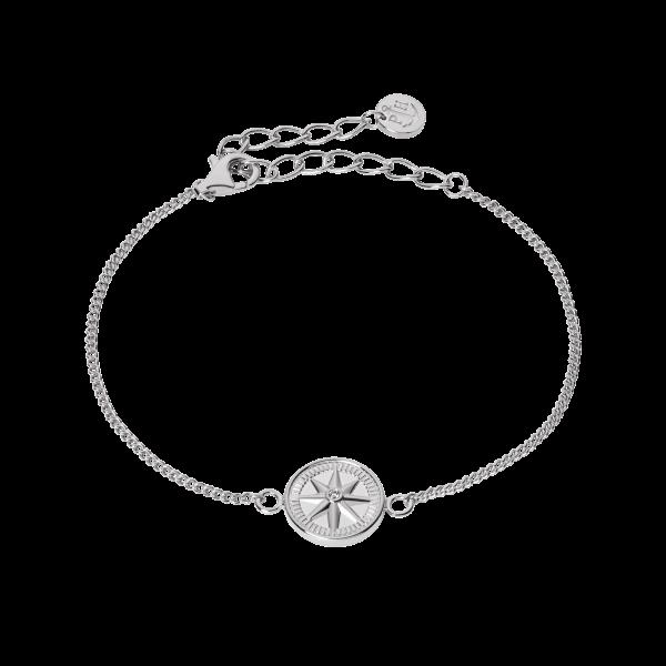 PAUL HEWITT Damen Armband Windrose in 925 Sterling Silber