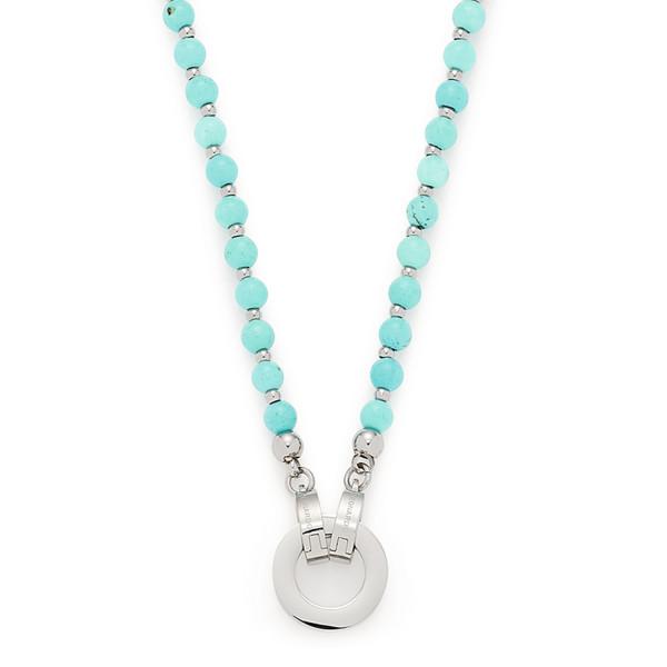 LEONARDO CLIP & MIX Damen-Halskette Halskette Charm-Kette Debora