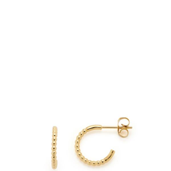 Leonardo CIAO Damen-Ohrringe Kreole Lilly