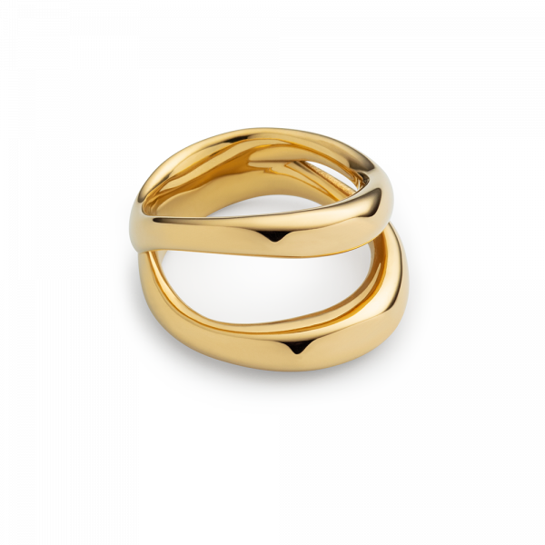 PAUL HEWITT Damen Ring Horizon Gold