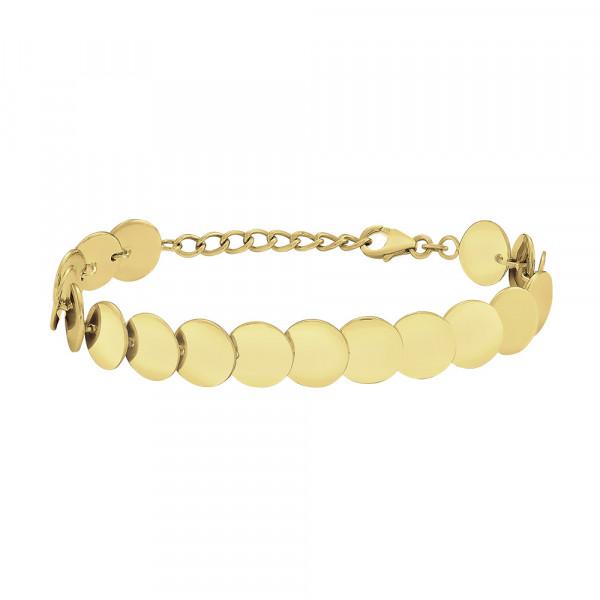 Nordahl Jewellery Vergoldetes Silber Armband GIFT