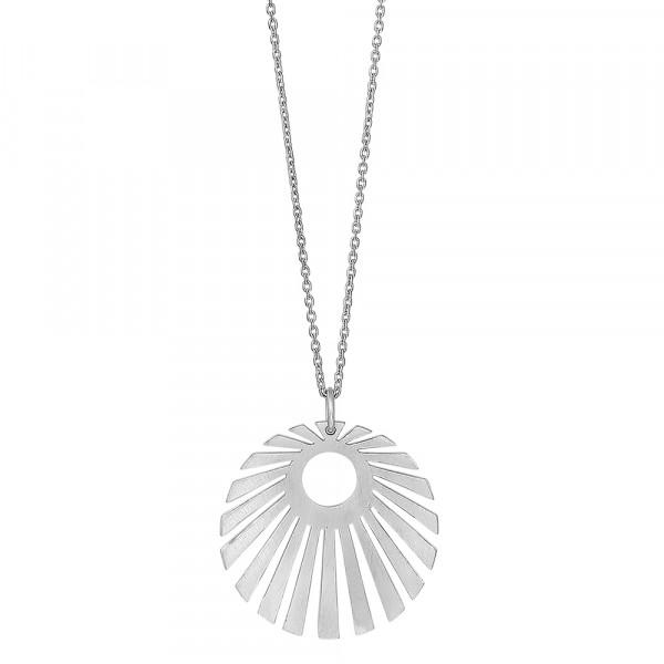 Nordahl Jewellery Damenhalskette Halskette Sonne SUN52 30mm