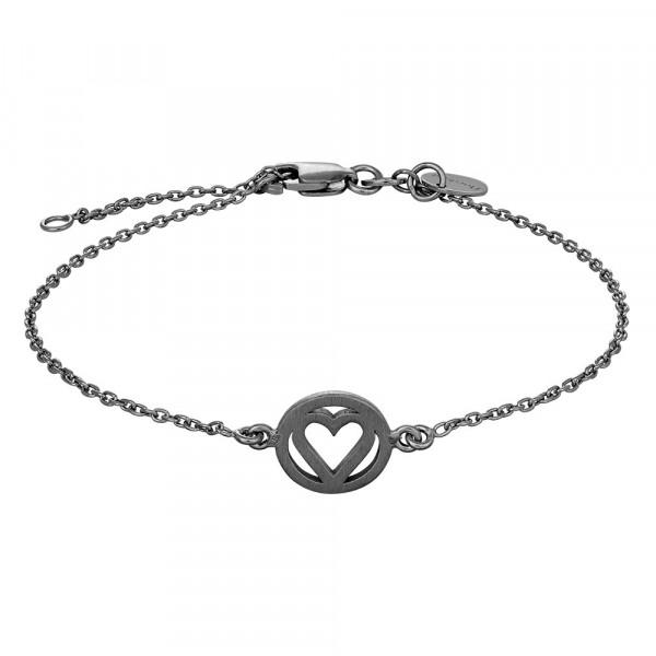 Damenarmband HEARTLAND 10mm