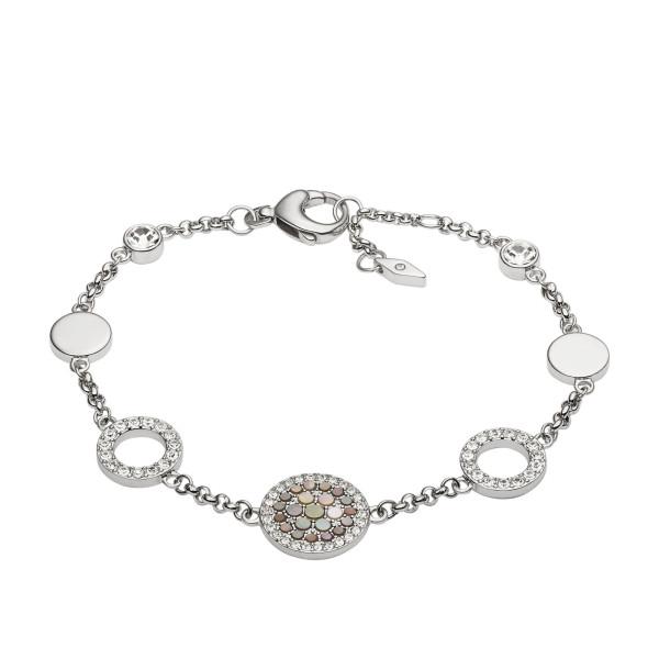 Fossil Damen Armband Vintage Glitz Crystal
