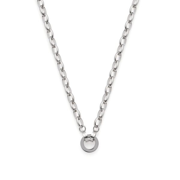 Damen-Halskette, LEONARDO Edelstahl Charm-Kette 60cm Gala Darlin´s