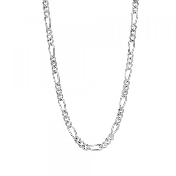 Nordahl Jewellery Damen-Halskette FIGARO 3mm