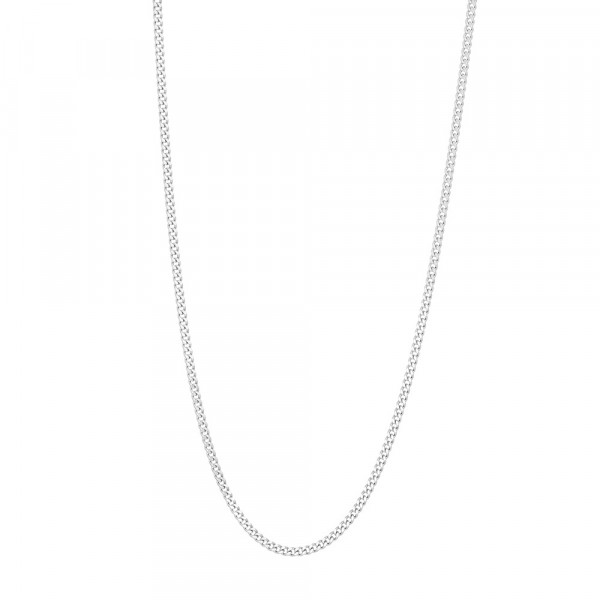 Nordahl Jewellery Damenhalskette Halskette PANZER 1,2mm