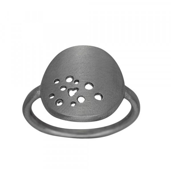 Nordahl Jewellery Damenring Ring DUST 14mm