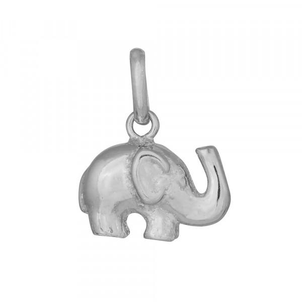 Kinder-Anhänger, NOA KIDS JEWELLERY silber rhod. Elefant
