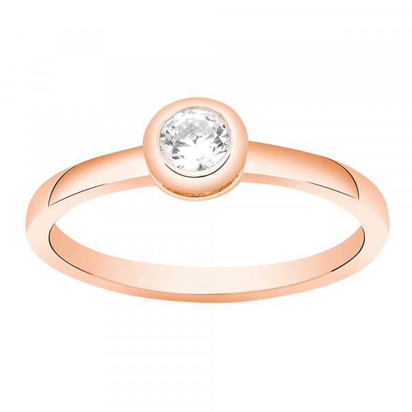 Joanli Nor Damenring Ring AMY Swarovski 5,5mm