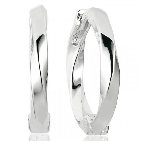 Sif Jakobs Damen Ohrringe Creolen Ferrara Piccolo 925er Silber