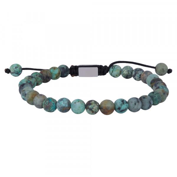 SON of NOA Armband African Turquoise matt