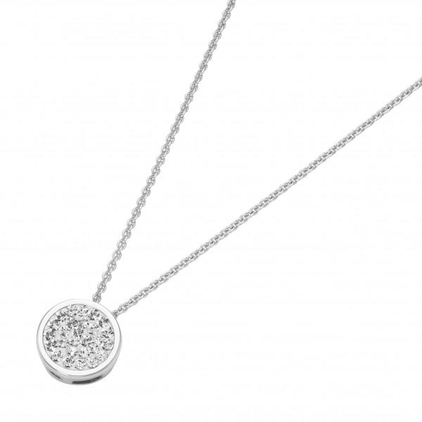 Damenhalskette Halskette 925 Silber mir Swarovski by Da-lino 990444493450