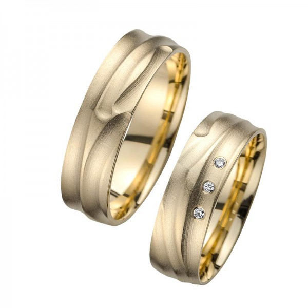 Trauringe Gelbgold Cilor Perfect Love Kollektion HR 147A