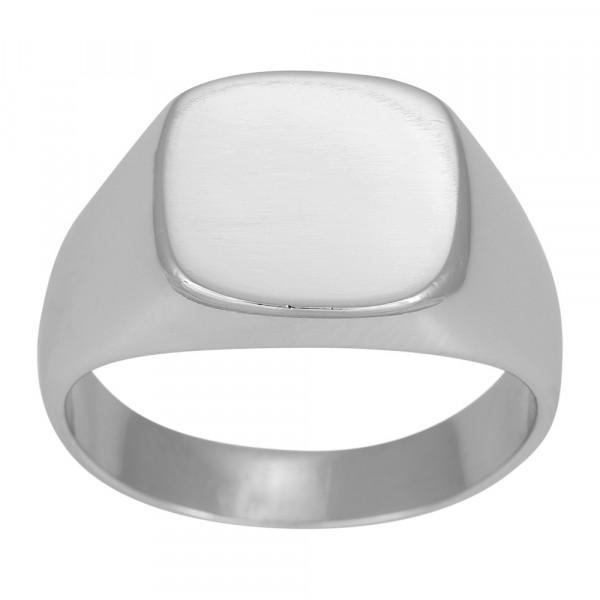 SON of NOA Herren-Ring Ring Silber rhod. poliert