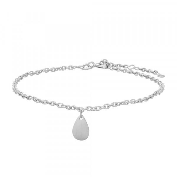 Nordahl Jewellery Damenarmband Armband Tropfen RAIN 9mm