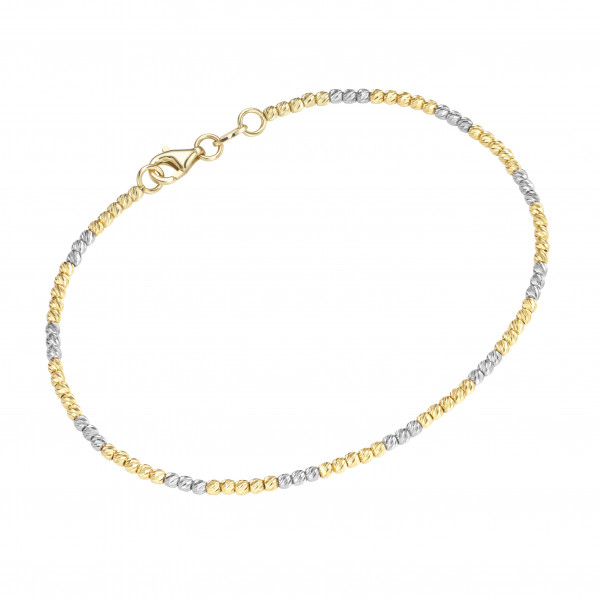 Damenarmband by Da-lino 585 Gelbgold 92020253190