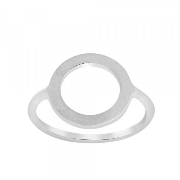 Nordahl Jewellery Damenring Kreis Ring 14mm