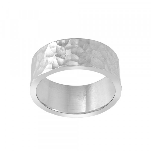 Nordahl Jewellery Damenring Ring TWO-SIDED52 8mm
