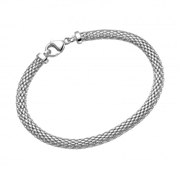 Da-lino Damen Mesh-Armband in 925 Silber