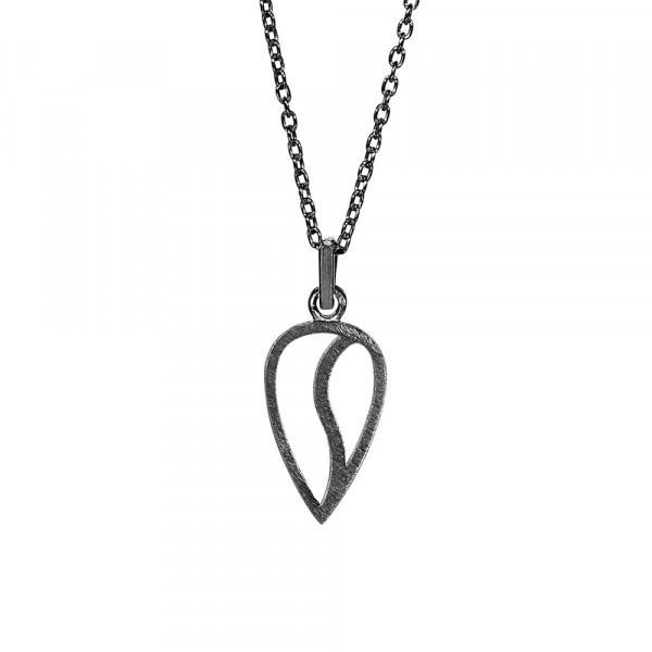 Nordahl Jewellery Damenhalskette Halskette TULIP 15mm