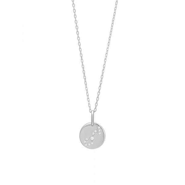 Joanli Nor Halskette mit Sternzeichen Anhänger ESTELNOR Skorpion