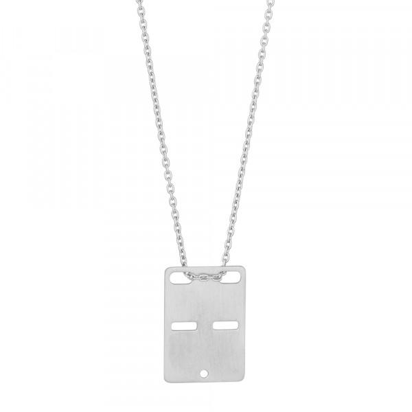Nordahl Jewellery Damenhalskette Halskette HEY52 14x20mm