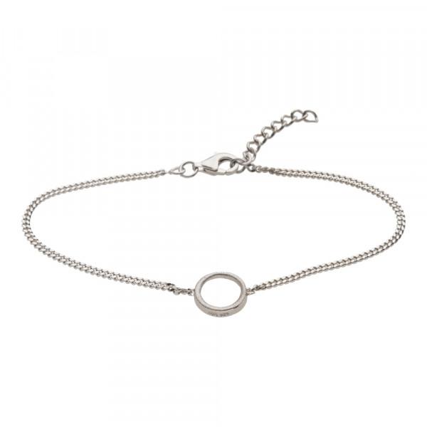 Damenarmband Kreis