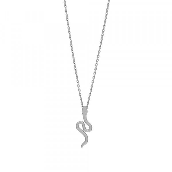 Nordahl Jewellery Damenhalskette Halskette Schlange SNAKE52 22mm