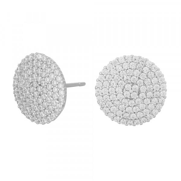 Damen-Ohrringe BELL 12mm