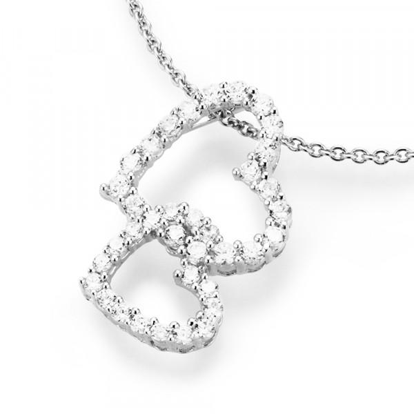 Damenhalskette 925 Silber by Da-lino 99008993450