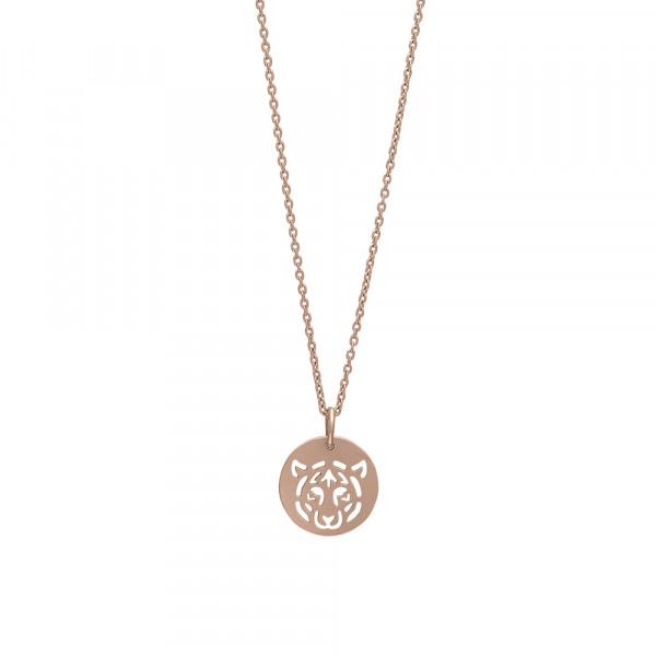 Nordahl Jewellery Damenhalskette Halskette TIGER 52 15mm