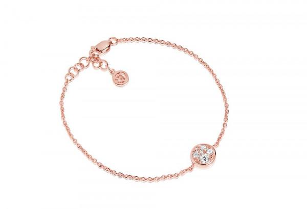 Sif Jakobs Damenarmband Armband Novara mit weißen Zirkonia